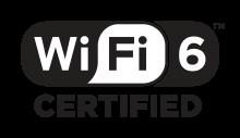 wifi 6 certified logo